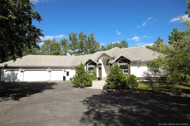 Main Photo: 43 28342 W Township Road 384 in Rural Red Deer County: Poplar Ridge Residential for sale : MLS®# A1057382