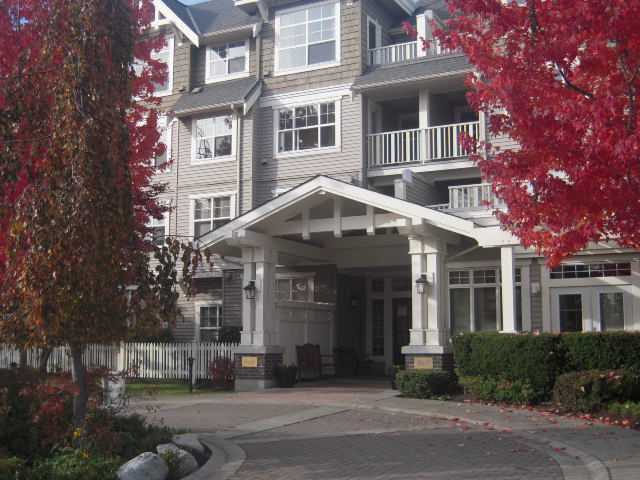"Main Photo: 412 960 LYNN VALLEY Road in North Vancouver: Lynn Valley Condo for sale in ""Balmoral House"" : MLS®# V918881"