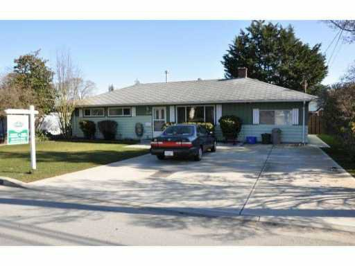 Main Photo: 10480 NO 4 Road in Richmond: McNair House for sale : MLS®# V927240