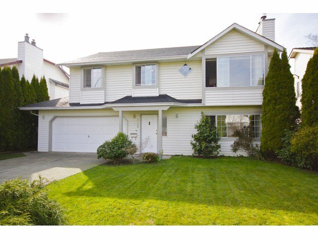 Main Photo: 9189 212A Place in Langley: Walnut Grove House for sale : MLS®# F1307915