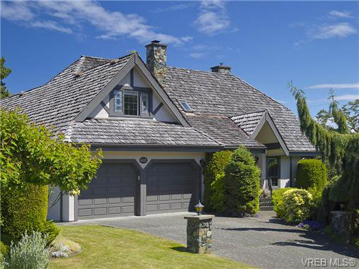 Main Photo: 803 Piermont Place in VICTORIA: Vi Rockland Single Family Detached for sale (Victoria)  : MLS®# 329617
