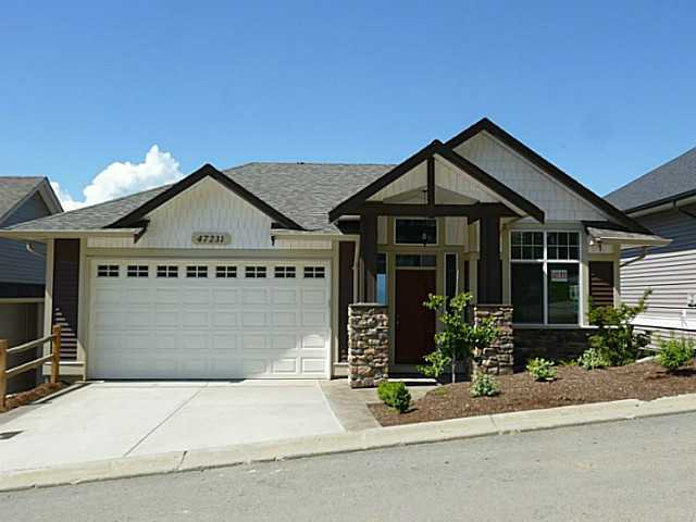 Main Photo: 47231 VISTA Place in Sardis: Promontory House for sale : MLS®# H1400054