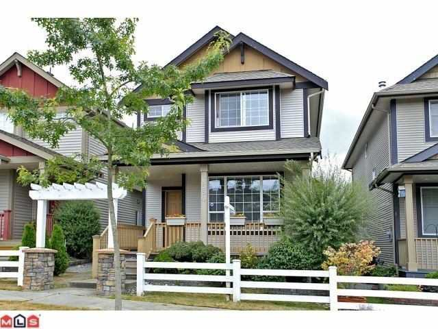 """Main Photo: 6550 192A Street in Surrey: Clayton House for sale in """"CLAYTON'S COOPER CREEK"""" (Cloverdale)  : MLS®# F1429722"""