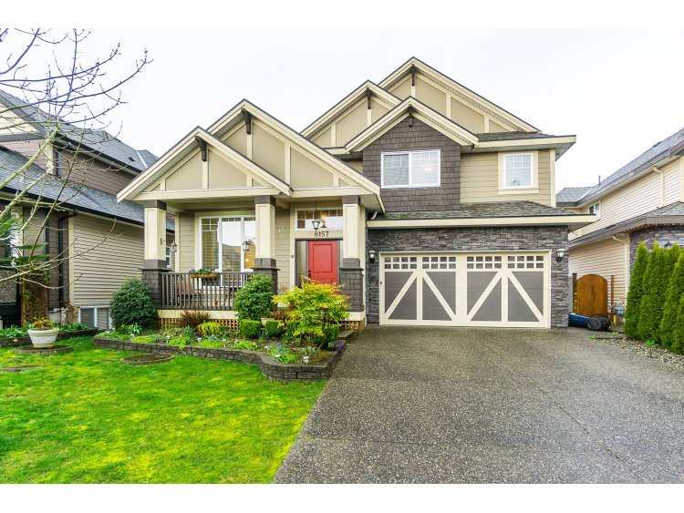 """Main Photo: 8157 211 Street in Langley: Willoughby Heights House for sale in """"Yorkson"""" : MLS®# R2043552"""