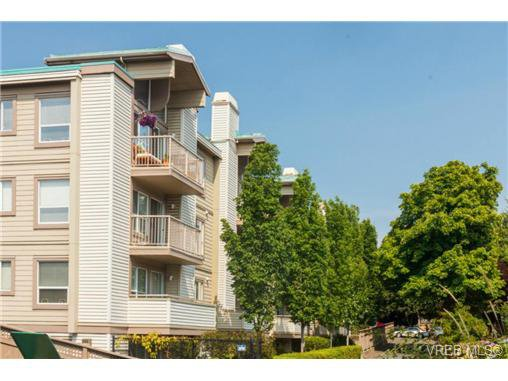 Main Photo: 408 1055 Hillside Ave in VICTORIA: Vi Hillside Condo for sale (Victoria)  : MLS®# 730407