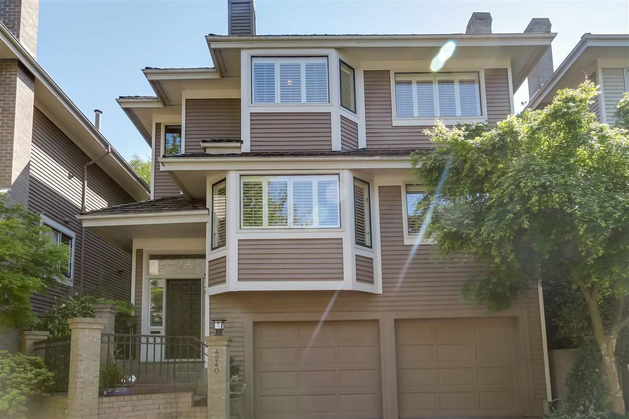 Main Photo: 4240 NAUTILUS Close in Vancouver: Point Grey House for sale (Vancouver West)  : MLS®# R2066310