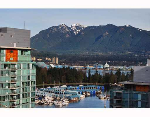 Main Photo: 1501 1333 W GEORGIA STREET in : Coal Harbour Condo for sale : MLS®# V805069