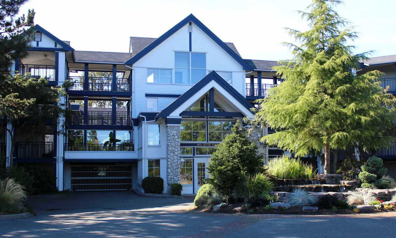 "Main Photo: 213 4955 RIVER Road in Delta: Neilsen Grove Condo for sale in ""SHOREWALK"" (Ladner)  : MLS®# R2099850"