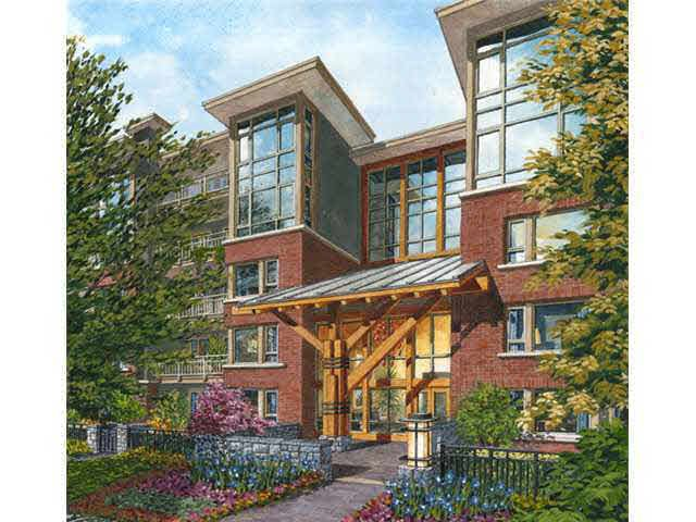 Main Photo: 407 159 W 22ND STREET in : Central Lonsdale Condo for sale : MLS®# V938589