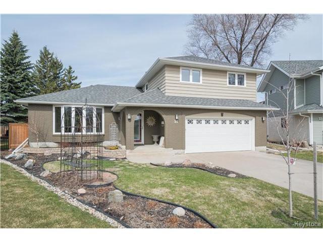 Photo 1: Photos: 14 Principal Bay in Winnipeg: North Kildonan Residential for sale (3G)  : MLS®# 1710088
