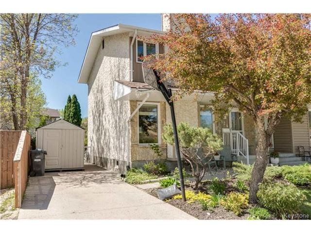 Main Photo: 124 Sanford Fleming Road in Winnipeg: Lakeside Meadows Residential for sale (3K)  : MLS®# 1713108