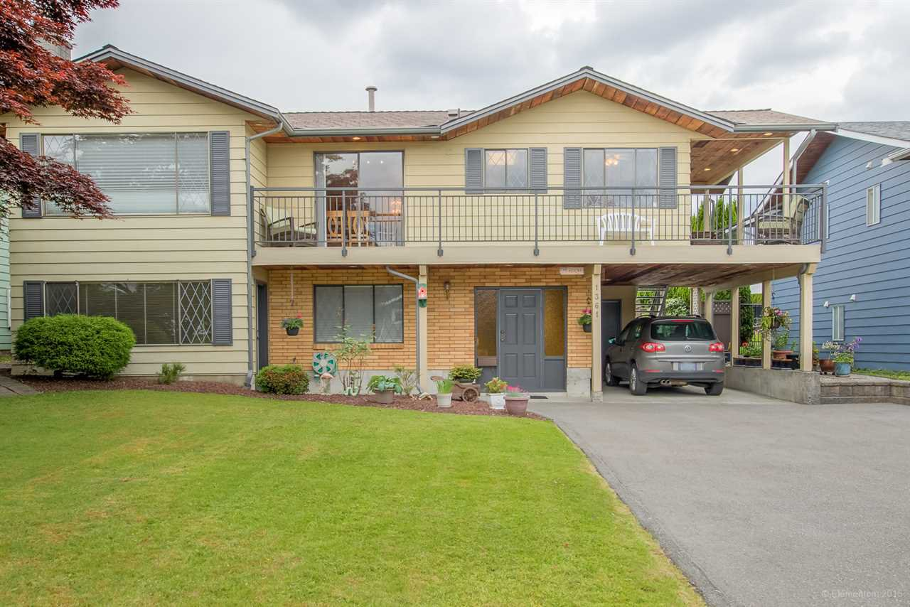 Main Photo: 1361 CRESTLAWN DRIVE in Burnaby: Brentwood Park House for sale (Burnaby North)  : MLS®# R2178945