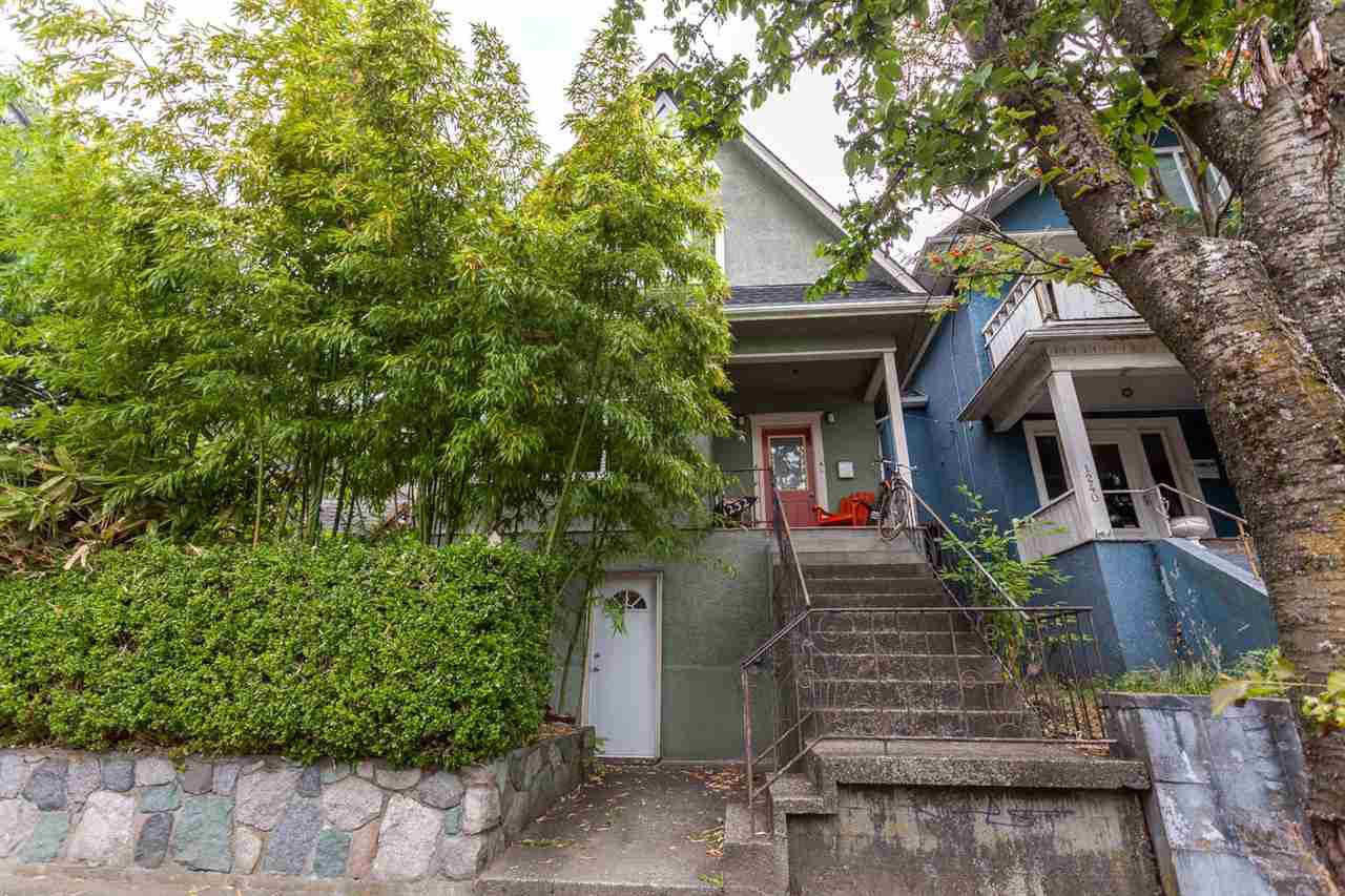 """Main Photo: 1232 VICTORIA Drive in Vancouver: Grandview VE House for sale in """"COMMERCIAL DRIVE"""" (Vancouver East)  : MLS®# R2195634"""