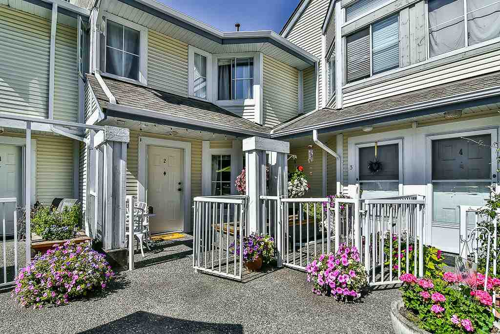 Main Photo: 2 4785 48 Avenue in Delta: Ladner Elementary Townhouse for sale (Ladner)  : MLS®# R2202557