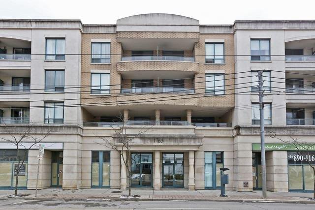 Main Photo: 1765 Queen St E Unit #206 in Toronto: The Beaches Condo for sale (Toronto E02)  : MLS®# E4016712