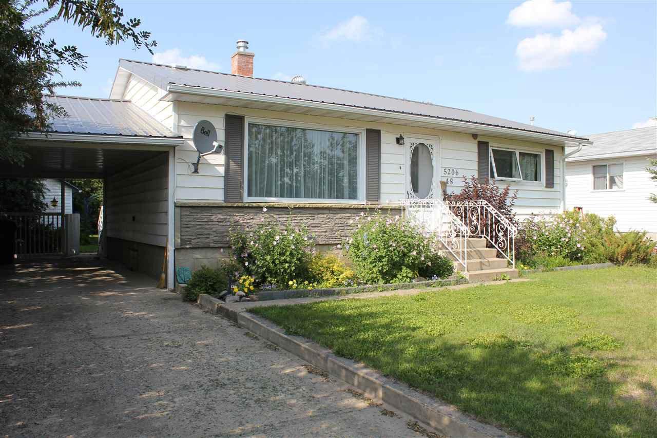 Main Photo: 5206 48 Avenue: Elk Point House for sale : MLS®# E4098609