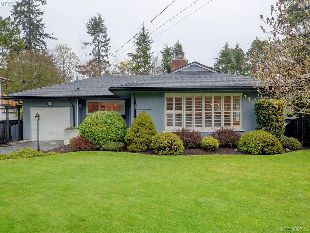Main Photo: 2526 Kilgary Place in VICTORIA: SE Cadboro Bay Single Family Detached for sale (Saanich East)  : MLS®# 389723