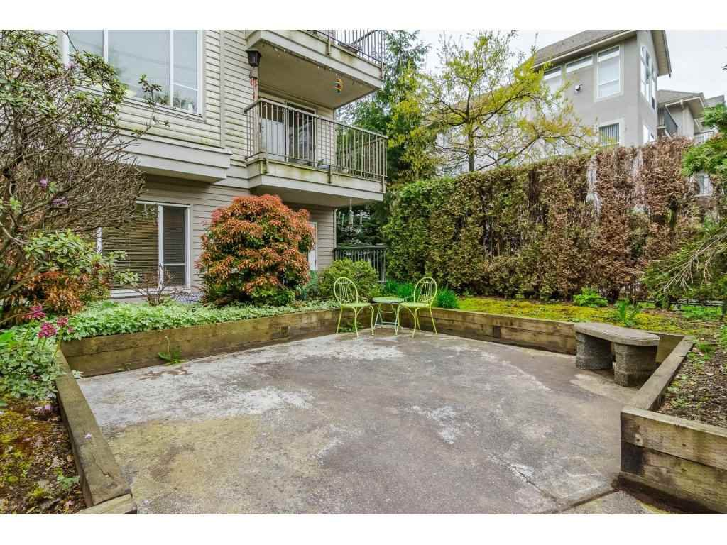 "Photo 18: Photos: 106 33502 GEORGE FERGUSON Way in Abbotsford: Central Abbotsford Condo for sale in ""Carina Court"" : MLS®# R2262879"