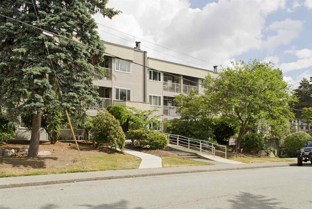 """Main Photo: 101 1209 HOWIE Avenue in Coquitlam: Central Coquitlam Condo for sale in """"CREEKSIDE MANOR"""" : MLS®# R2275821"""