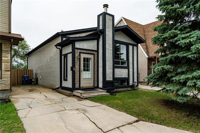 Photo 1: Photos: 6 Leston Place in Winnipeg: Residential for sale (2E)  : MLS®# 1816429