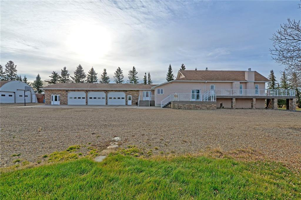 Main Photo: 322071A Range Road 244 Road: Rural Kneehill County Detached for sale : MLS®# C4215165