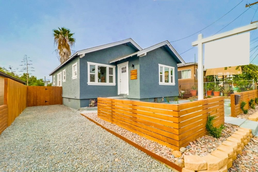 Main Photo: CITY HEIGHTS House for sale : 3 bedrooms : 2642 Snowdrop Street in San Diego
