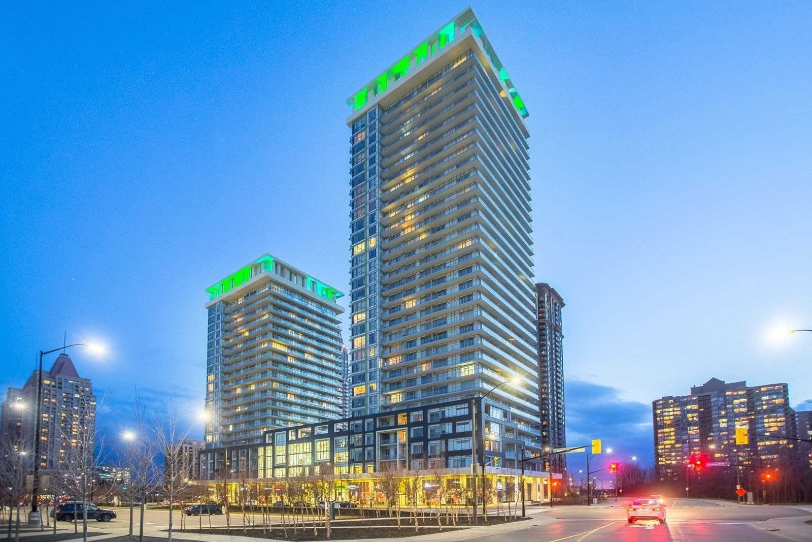 Main Photo: 2703 360 Square One Drive in Mississauga: City Centre Condo for sale : MLS®# W4349827