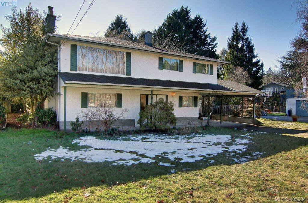 Main Photo: 1519 Winchester Rd in VICTORIA: SE Mt Doug Single Family Detached for sale (Saanich East)  : MLS®# 806818