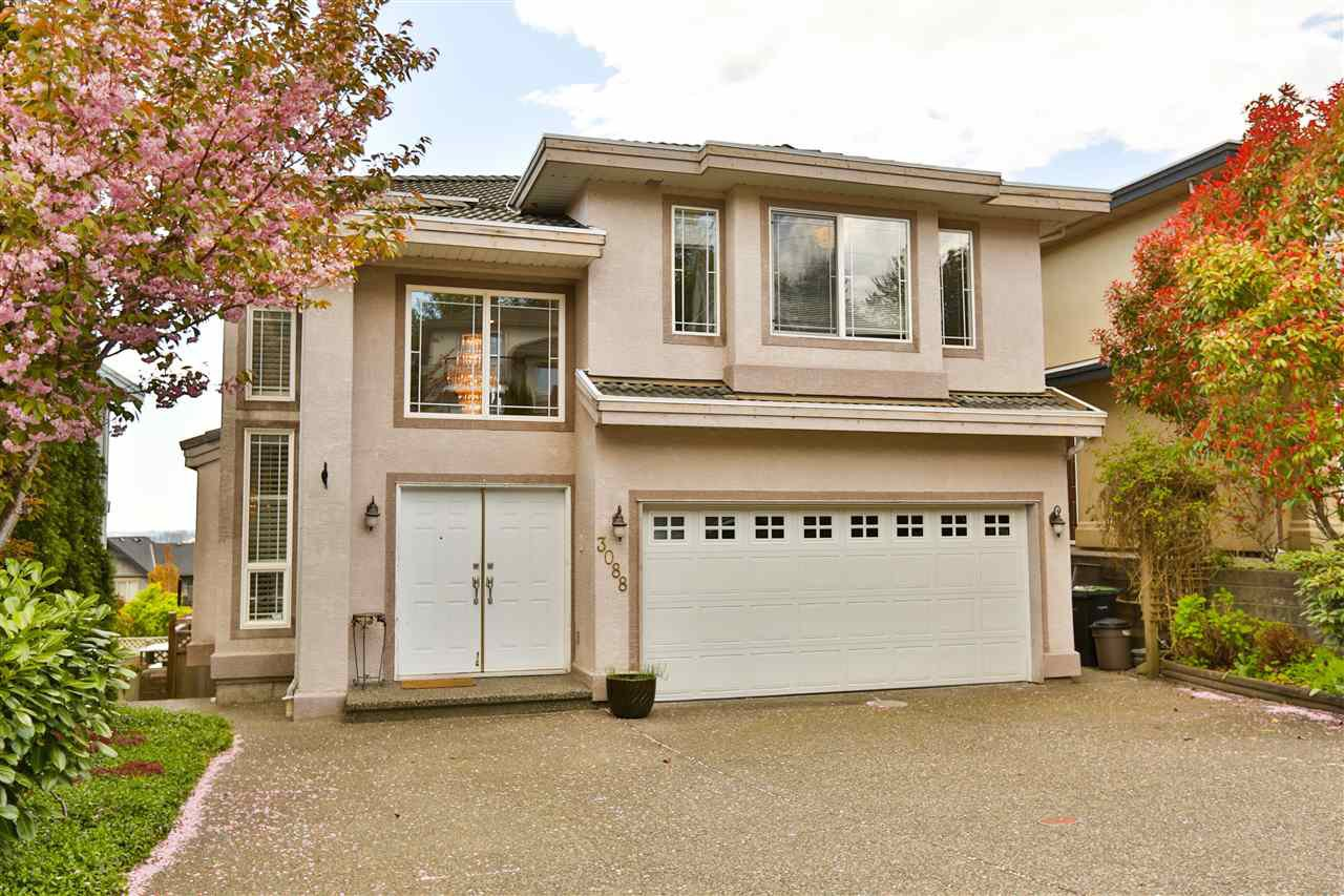 Main Photo: 3088 FISHER Court in Coquitlam: Westwood Plateau House for sale : MLS®# R2367824