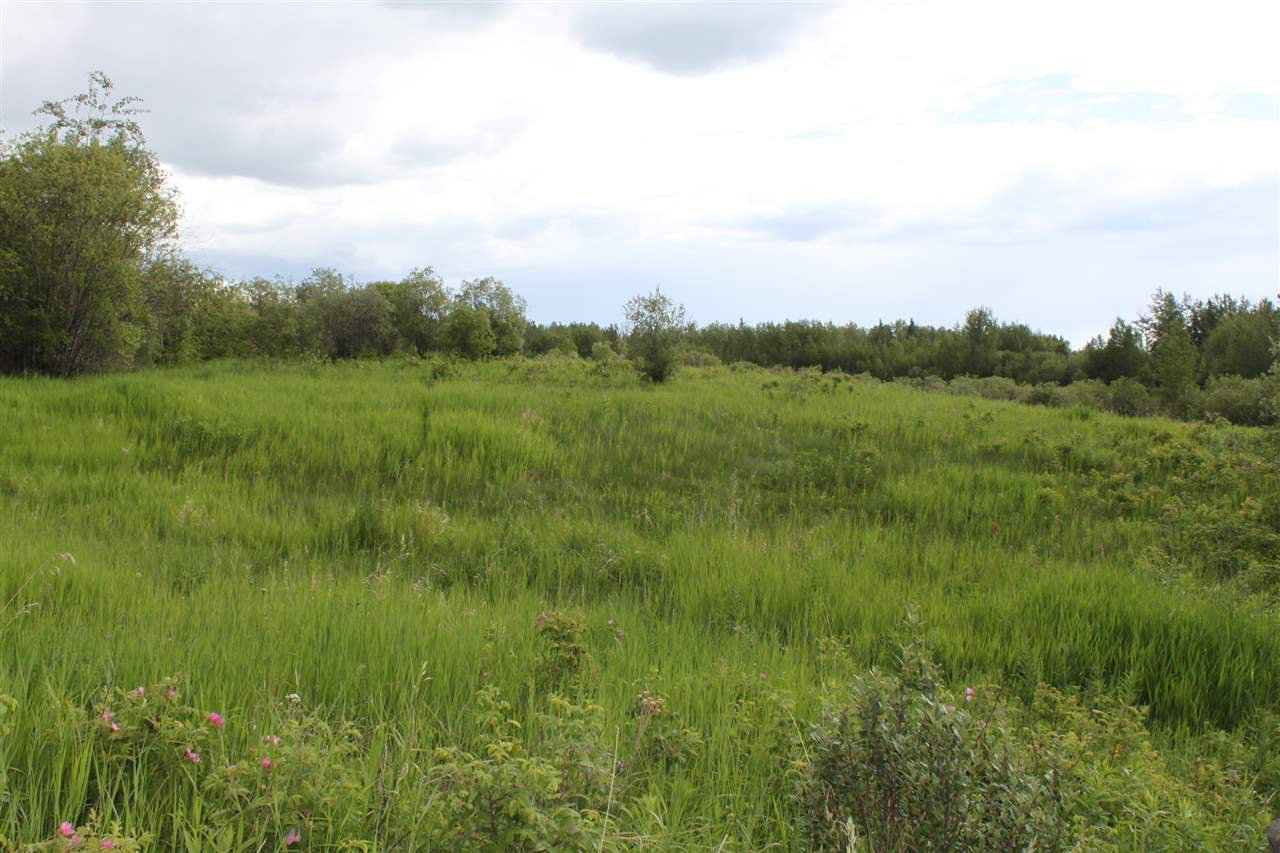 Main Photo: RR 35A Twp Rd 553: Rural Lac Ste. Anne County Rural Land/Vacant Lot for sale : MLS®# E4163530