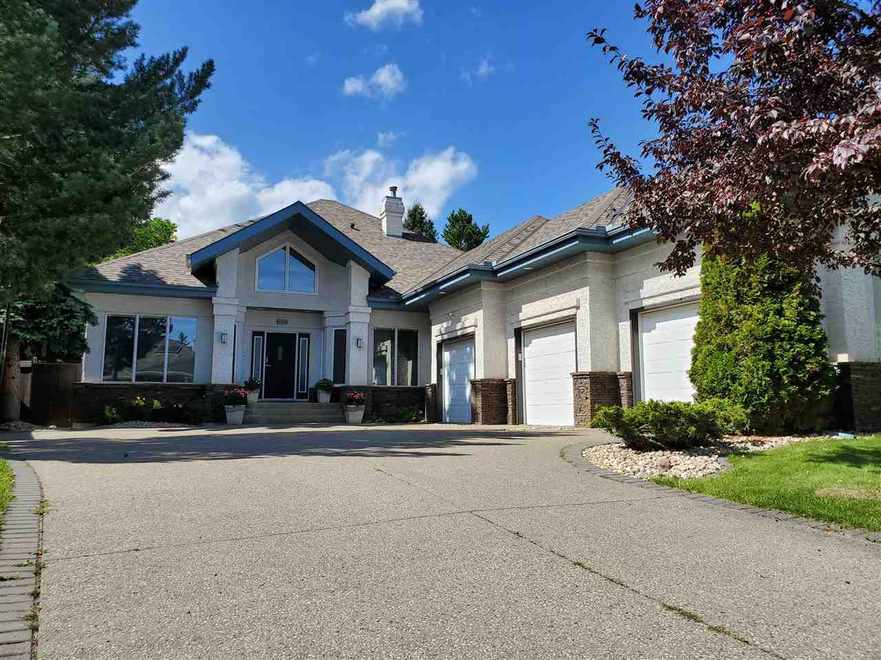 Main Photo: 880 WHEELER Road in Edmonton: Zone 22 House for sale : MLS®# E4176404