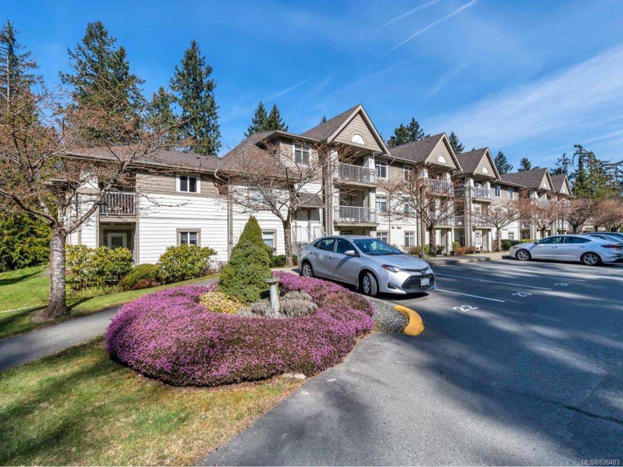 Main Photo: 311 2777 Barry Rd in MILL BAY: ML Mill Bay Condo for sale (Malahat & Area)  : MLS®# 836483