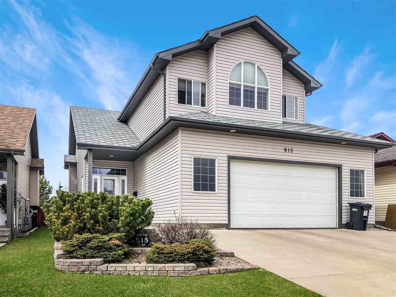Main Photo: 815 OAKLAND Place: Devon House for sale : MLS®# E4196659