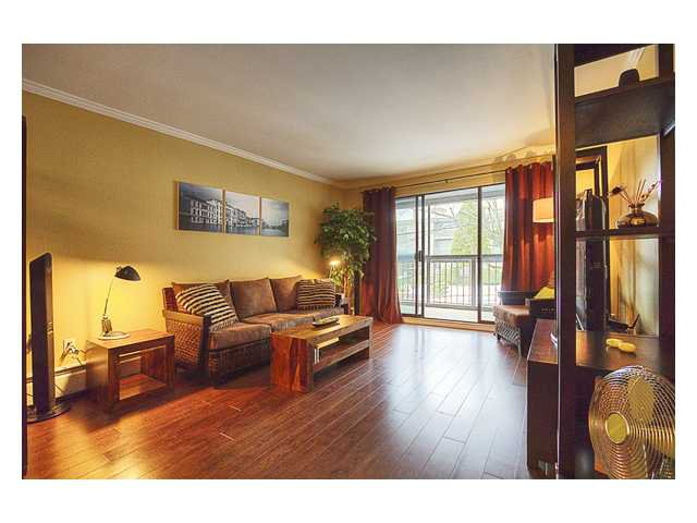 Main Photo: 202 340 9TH Street in New Westminster: Uptown NW Condo for sale : MLS®# V926192