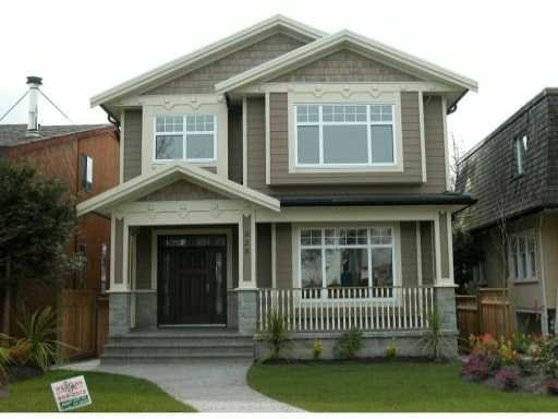 Main Photo: 828 W61st Ave in Vancouver: House for sale : MLS®# V963015