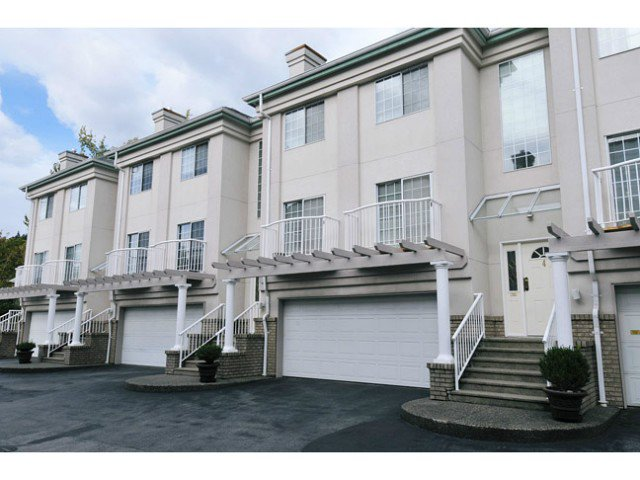 Main Photo: 3 1282 PITT RIVER Road in Port Coquitlam: Citadel PQ Townhouse for sale : MLS®# V1047221