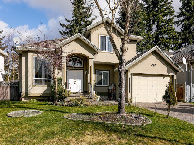 Main Photo: 15767 87A Avenue in Surrey: Fleetwood Tynehead House for sale : MLS®# F1406282