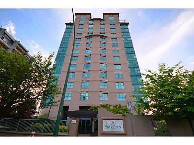 Main Photo: 502 1555 NE EASTERN Avenue in North Vancouver: Central Lonsdale Condo for sale : MLS®# V1099194
