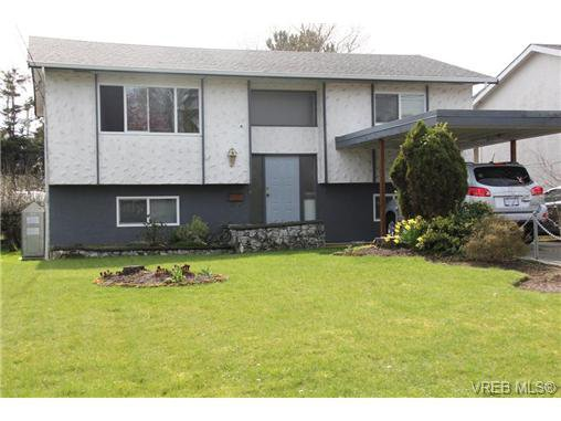 Main Photo: 2177 BRADFORD Ave in SIDNEY: Si Sidney North-East Single Family Detached for sale (Sidney)  : MLS®# 695137