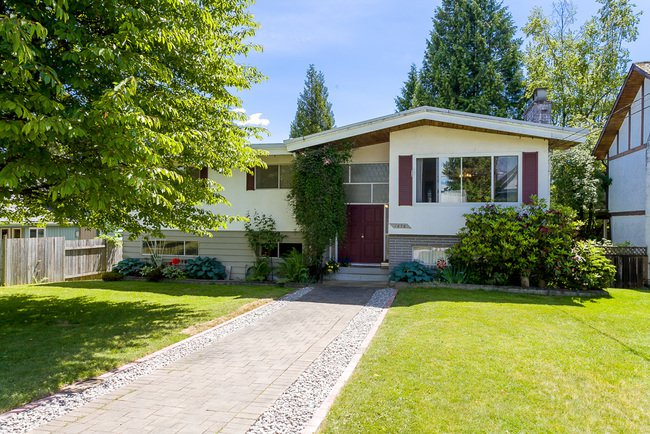 Main Photo: 1676 CORNELL Avenue in Coquitlam: Central Coquitlam Home for sale ()  : MLS®# V1069949