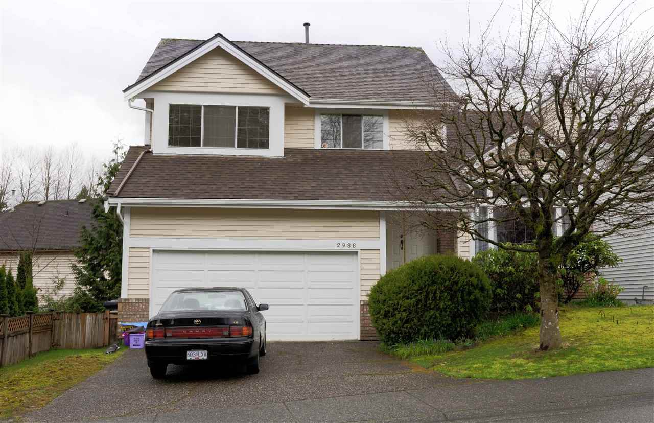 Main Photo: 2988 JULIAN Avenue in Coquitlam: Canyon Springs House for sale : MLS®# R2047992