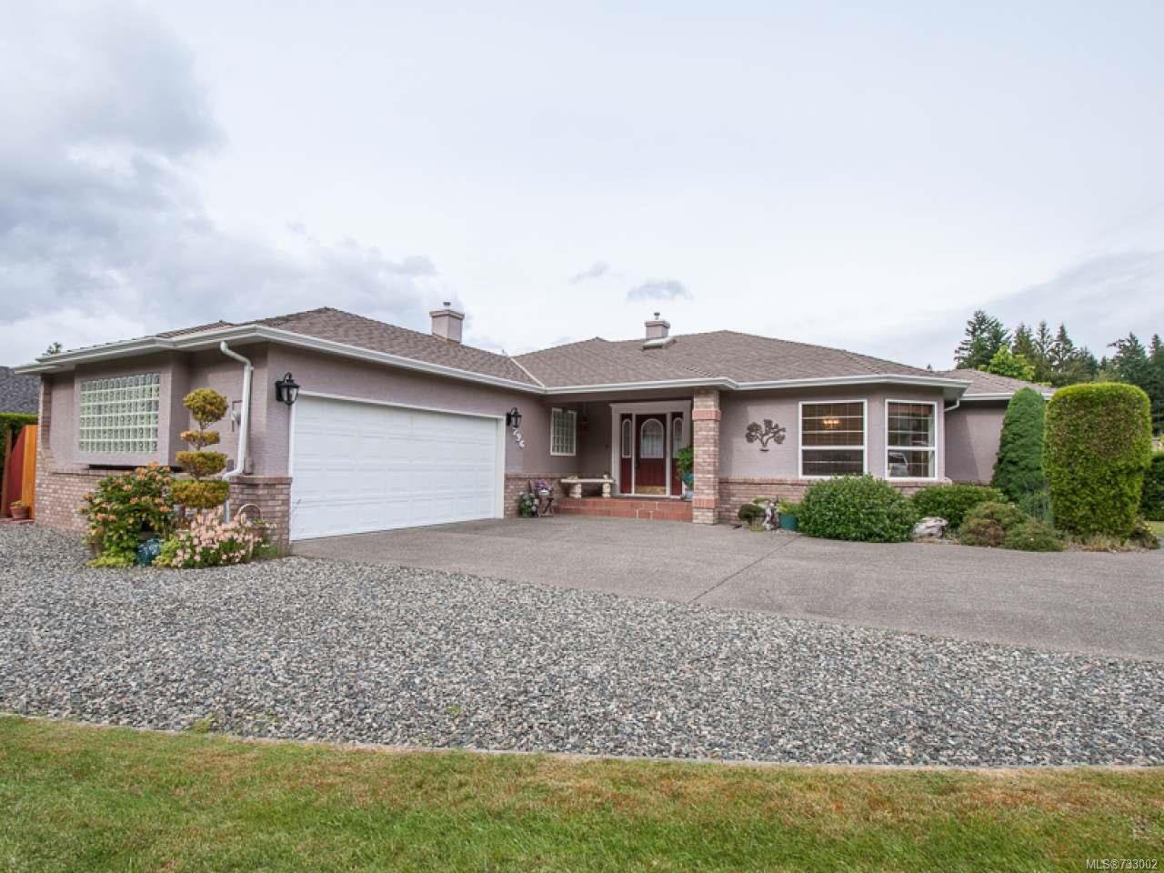 Main Photo: 796 ARBUTUS STREET in QUALICUM BEACH: PQ Qualicum Beach House for sale (Parksville/Qualicum)  : MLS®# 733002