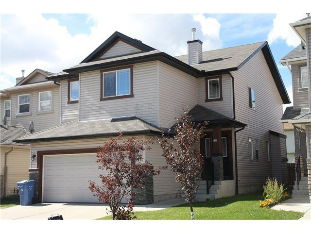 Main Photo: 157 SADDLECREST Crescent NE in Calgary: Saddle Ridge House for sale : MLS®# C4080225