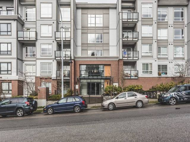 "Main Photo: 321 13733 107A Avenue in Surrey: Whalley Condo for sale in ""QUATRO"" (North Surrey)  : MLS®# R2138694"