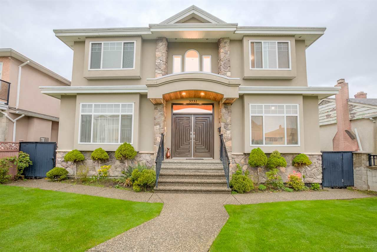 Main Photo: 3731 FOREST Street in Burnaby: Burnaby Hospital House for sale (Burnaby South)  : MLS®# R2158896