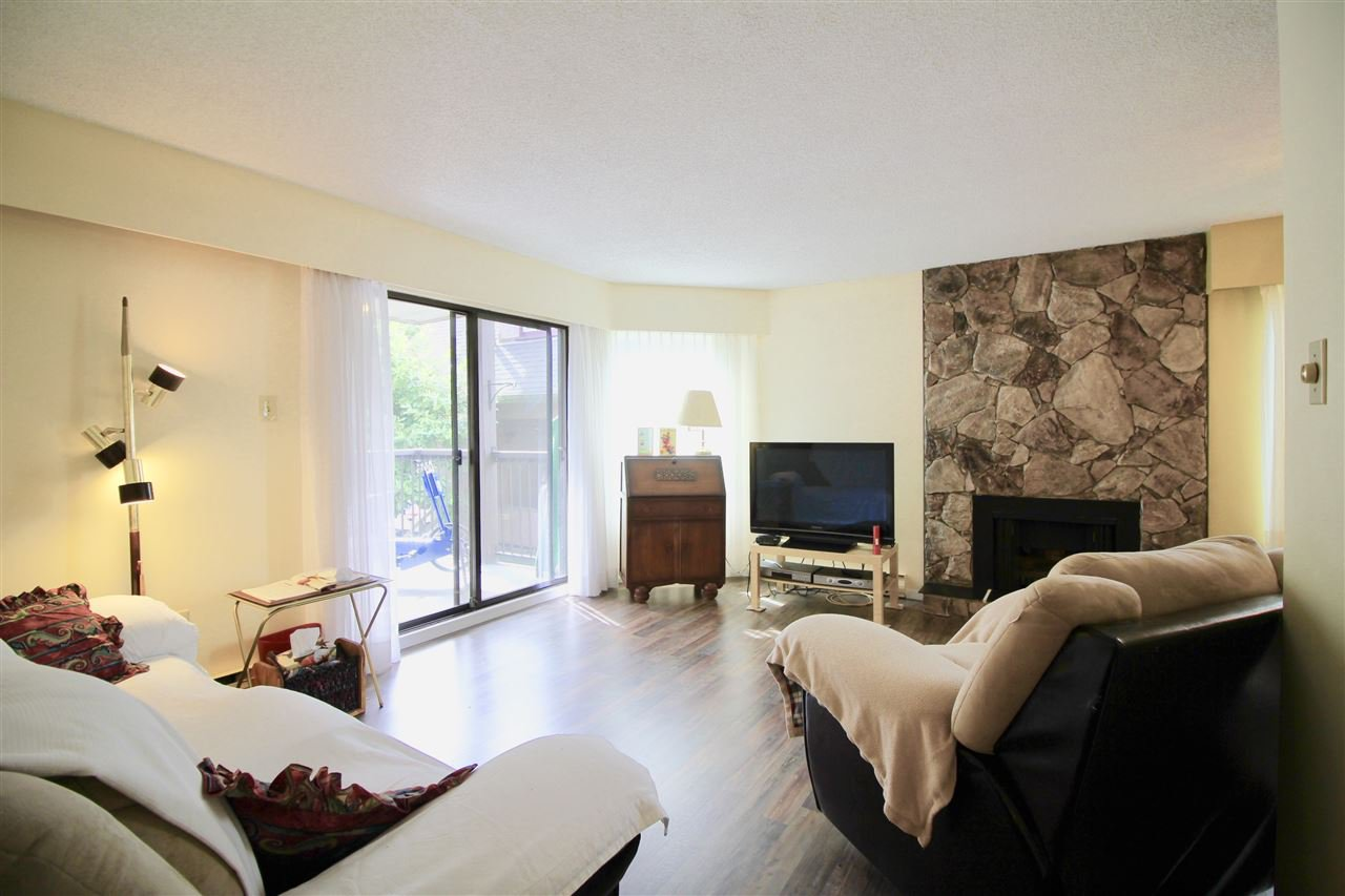 """Main Photo: 206 2355 TRINITY Street in Vancouver: Hastings Condo for sale in """"TRINITY APARTMENTS"""" (Vancouver East)  : MLS®# R2159688"""
