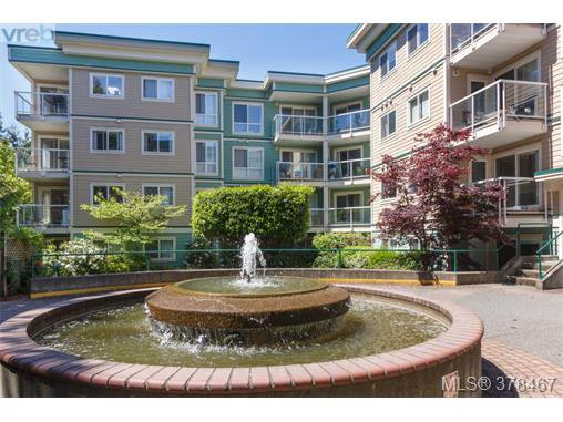 Main Photo: 403 649 Bay Street in VICTORIA: Vi Downtown Condo Apartment for sale (Victoria)  : MLS®# 378467