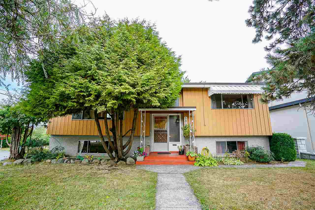 """Main Photo: 5815 BURNS Place in Burnaby: Upper Deer Lake House for sale in """"Upper Dear Lake"""" (Burnaby South)  : MLS®# R2208799"""