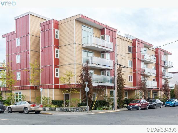 Main Photo: 409 1315 Esquimalt Rd in VICTORIA: Es Saxe Point Condo Apartment for sale (Esquimalt)  : MLS®# 772409