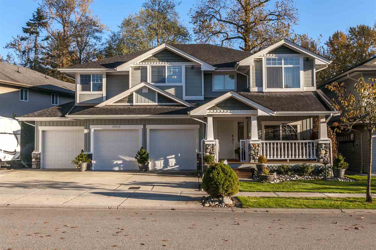 Main Photo: 24072 109 Avenue in Maple Ridge: Cottonwood MR House for sale : MLS®# R2218573